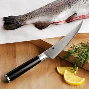"""The technical name is """"filet knife."""" It's the right tool for filleting fish."""