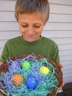 Zachary's eggs