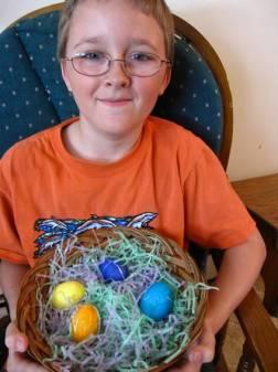 Nick's eggs