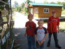 Zachary, Josiah and Jacob