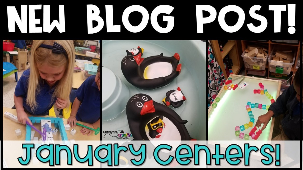 New January Centers!
