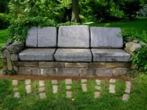 Chanticleer Part 2 Garden Seating Carolyn' Shade Gardens