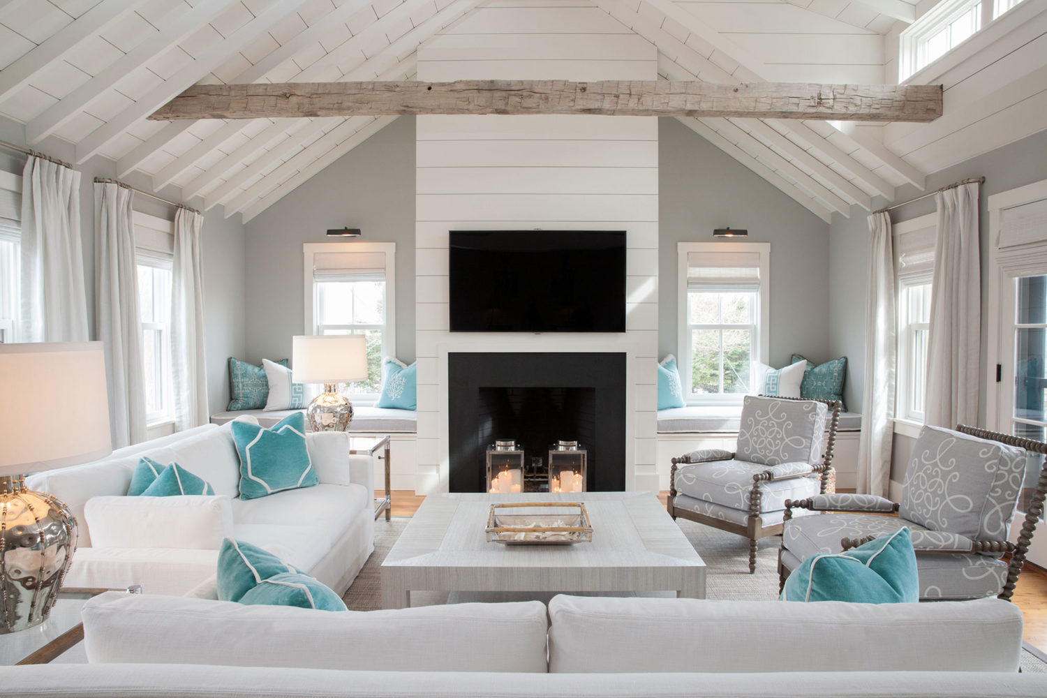 Nantucket Interior Design By Carolyn Thayer Interiors With