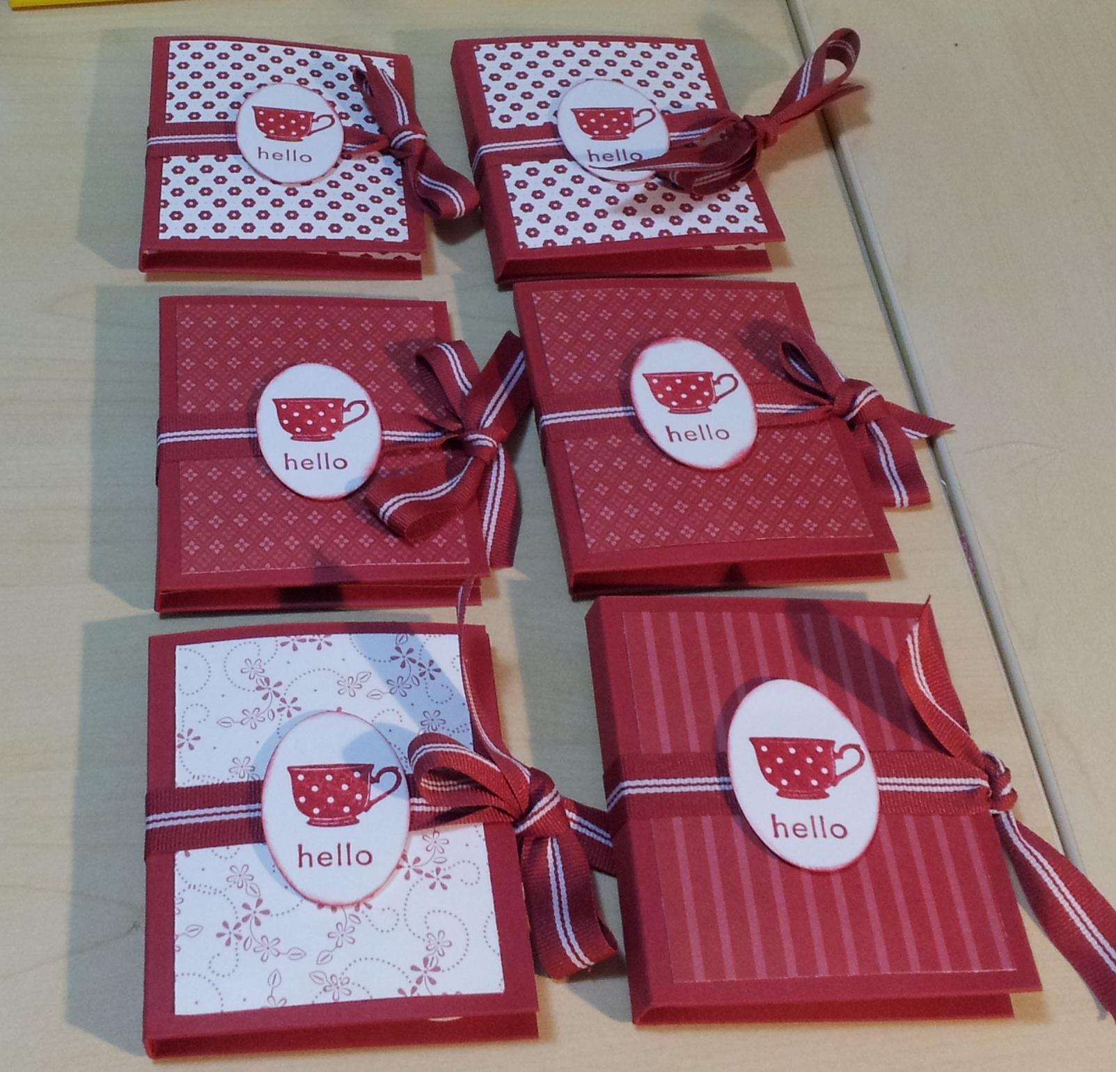tea bag gifts