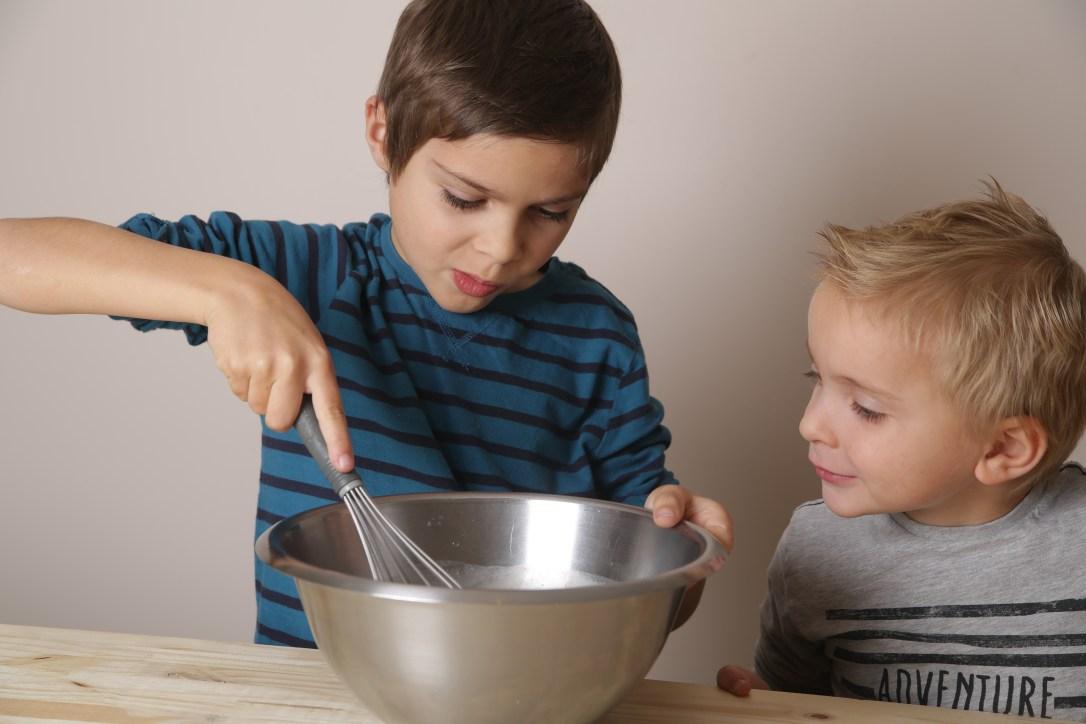 enfant qui cuisine - magazine culinaire