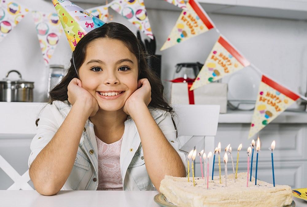 organiser l'anniversaire de son enfant à la maison
