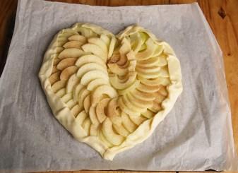tarte pomme amande