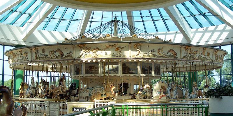 National Carousel Association  Carousel Center Carousel