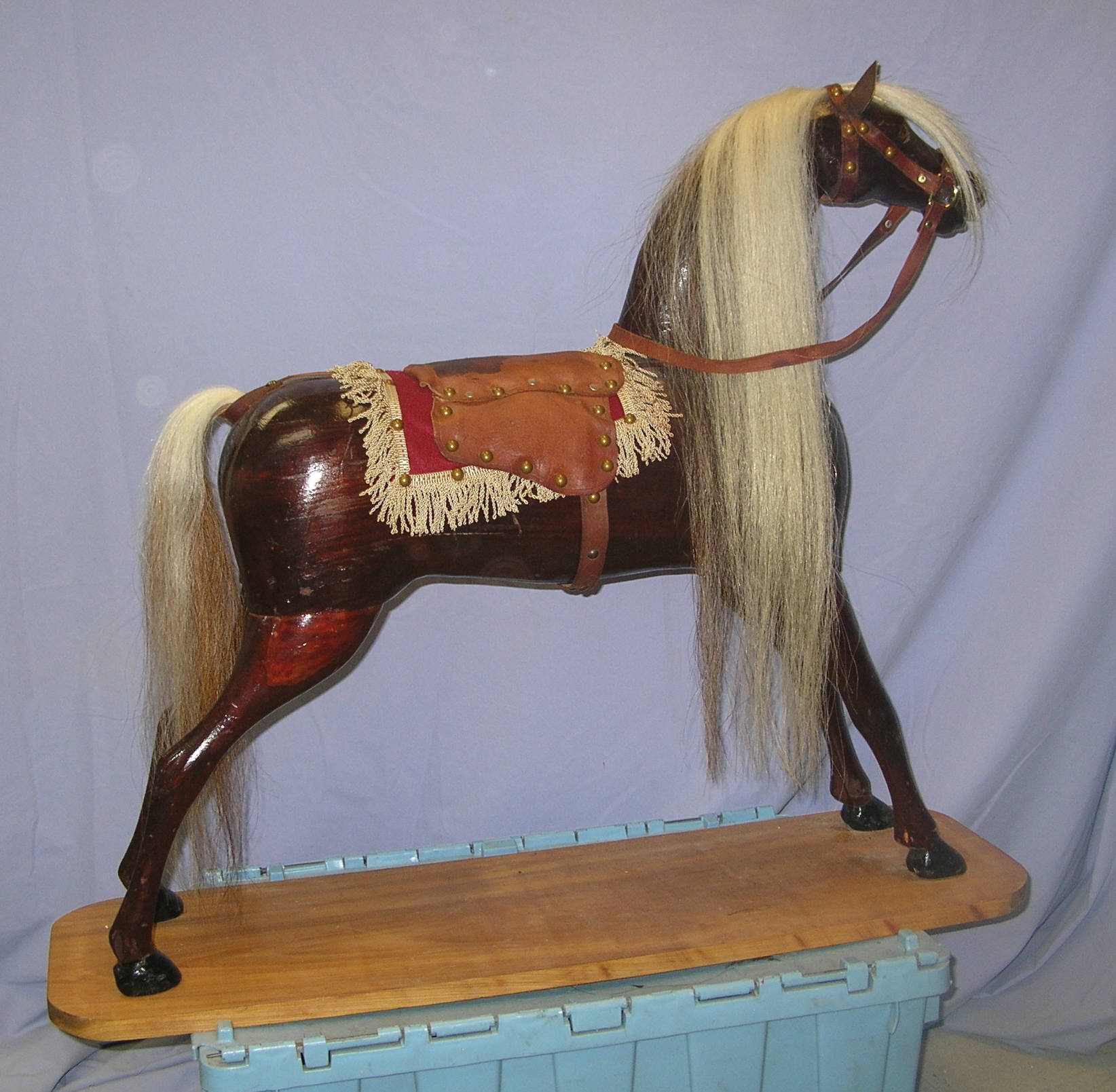 Rocking Horse Mane And Tail For Sale