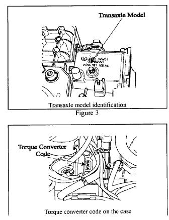 2003 Audi Automatic Transmission Service Repair Manual