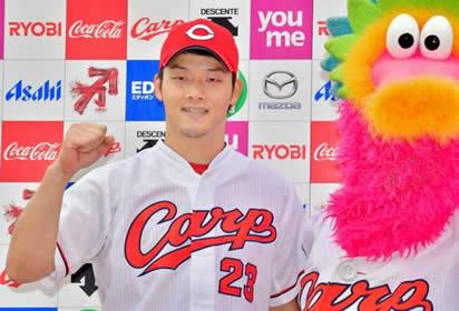 薮田が15勝目、菅野まで1差「もう1回投球のチャンスあるとしたら…