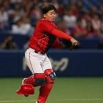 會澤翼、チームをまとめる新選手会長「目標は、3連覇と日本一!」