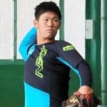 坂倉「SB・内川バット」で2年目の進化へ、ドラ1中村奨に負けん!