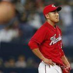 今季初登板『福井』が手痛い2被弾…6回を投げ、5安打4失点で黒星