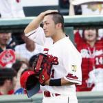 カープの若き主砲・鈴木誠也、打撃以前に驚いた『丸刈り』の訳とは?