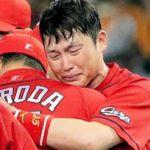 黒田氏が表現、新井という男「プライドを捨てるプライドがすごさだ」