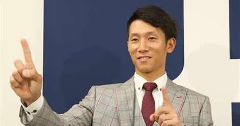 西川、1100万円増の3100万円で更改!来季目標は規定打席到達