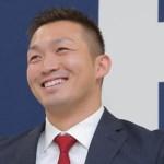 誠也が1・6億円でサイン「タイミングを見ながらふざけていきたい」