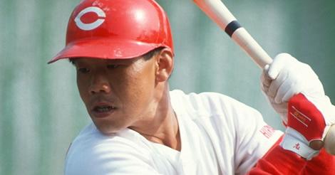 正田耕三、本塁打ゼロ&スイッチ初の首位打者/1980年代の名選手
