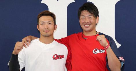 球宴ファン投票、大瀬良が逆転選出!阪神、西武、ソフトBから3人…