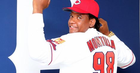 支配下6年契約の剛球左腕・モンティージャ「もんじゃと呼ばないで」