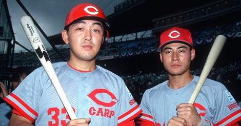 緒方、野村、江藤、前田…「『ポスト黄金時代』を彩った好打者たち」