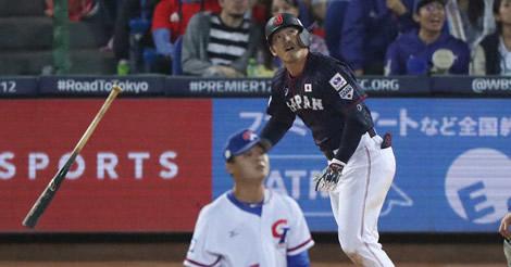 すごいぞ、誠也!初回先制三塁打に続いて、特大2ラン!新井さん予告