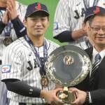 誠也がMVP!3本塁打で全試合安打&4番で大活躍「信じられない」