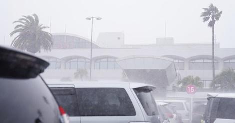 悪天候の影響で、ドタバタ宮崎移動…飛行機諦め、電車とバスで4時間