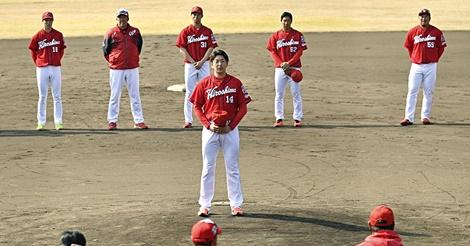 引退した広島・庄司隼人との再会、フロント入りしても野球の虫は健在