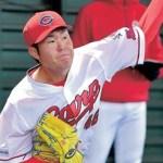 高橋樹也、速球派を揃う『中継ぎ陣』生き残りへ…制球力で評価上昇!