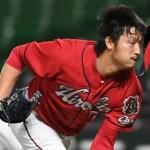 床田が5回6安打2失点「これを機に」、直球走りに『復調』の兆し!