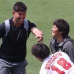 中田がつなぐ選手とファンの輪!コロナに悩む選手のSNS活用法とは