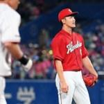 再び投壊8失点…中村祐太、先頭から3者連続本塁打を浴び中継ぎ陣も