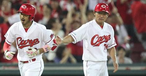 1軍ヘッドで河田氏招へい、『続投決定』佐々岡監督と機動力野球を!