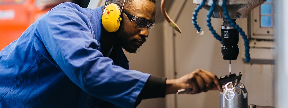 Manufacturing Engineering – BEng (Hons)