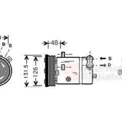 Opel Astra F 1995 Wiring Diagram 2008 Ford F350 Trailer Ac Compressor Parts Modification Engine Code