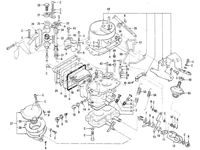 Hitachi Carburetor