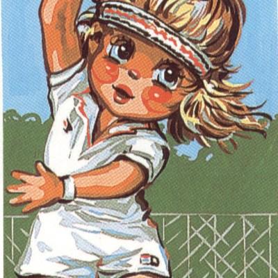 0070_teniszező lány (Michel T)