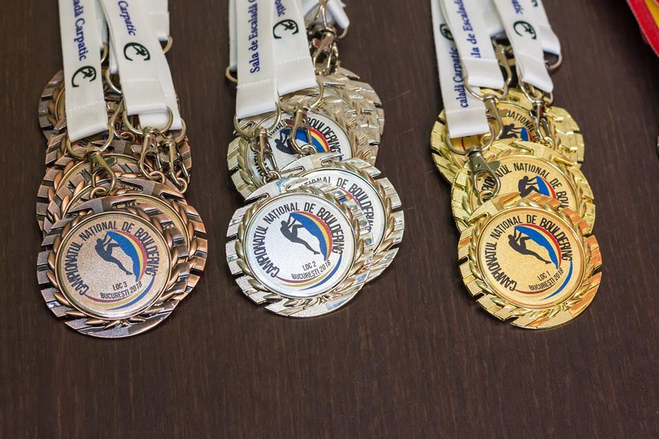 Campionatul Național de Bouldering (Jr.)
