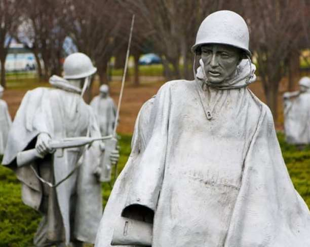 Korean War Veterans Memorial, Washington D.C.