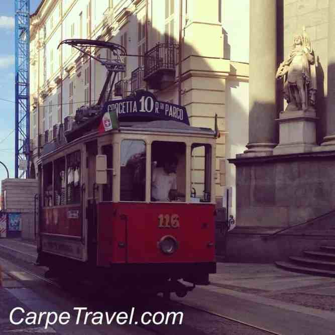 Things to do in Turin Ride the Historic Tram