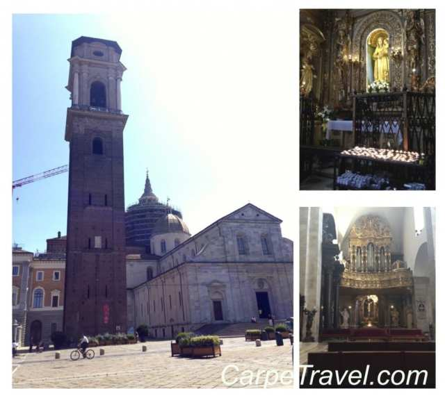 catherdal of turin - Things to do in Turin