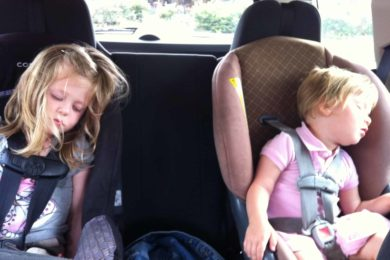 road trips with kids