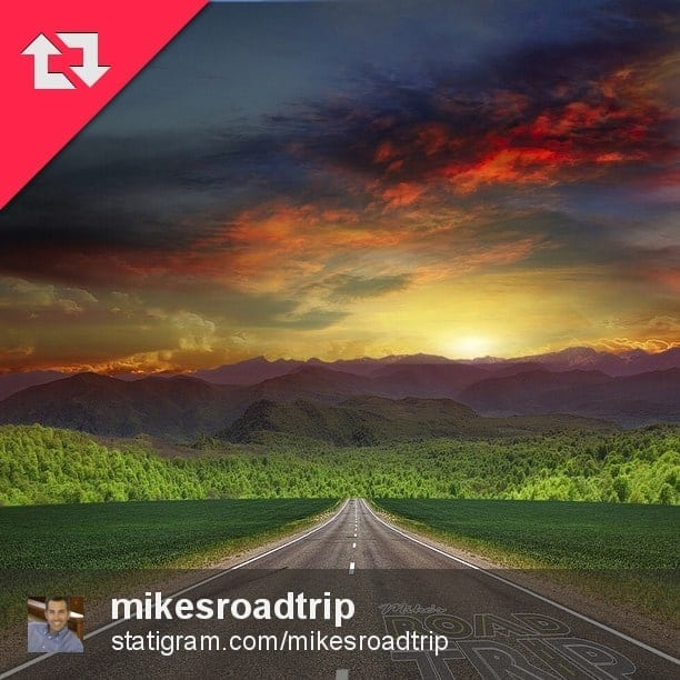 Instagram Inspiration: Road Trips, mikes road trip