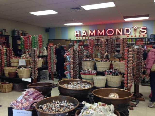 hammonds candy tour