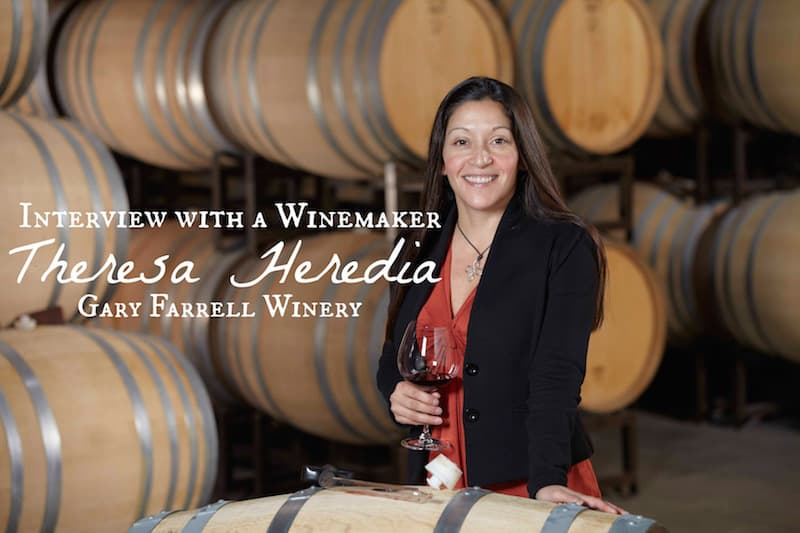 The tale of a European sommelier turned California winemaker