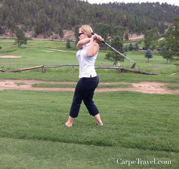 Top 10 Summer Activities in Telluride - Golfing