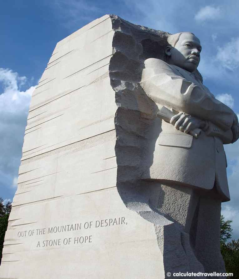 Martin Luther King Photo by Calculated Traveller