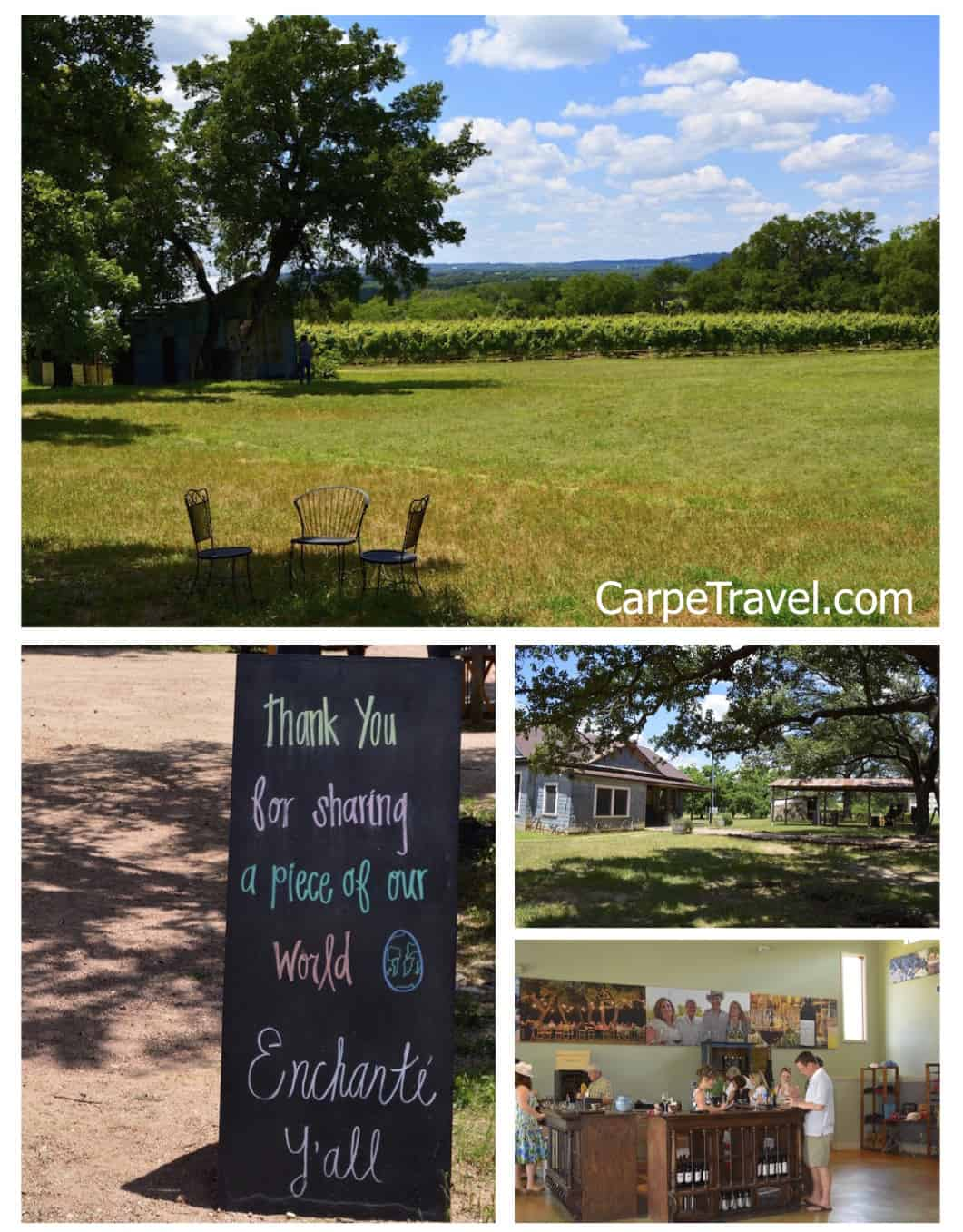 Texas Hill Country Wineries to Visit: William Chris Vineyard